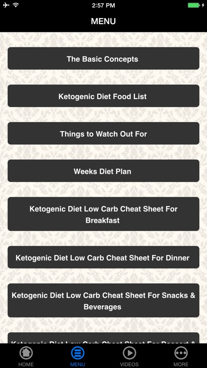 Best Ketogenic Diet Guide - Easy Weight Loss Diet Plan With Keto For Beginners, Start Today! screenshot-4