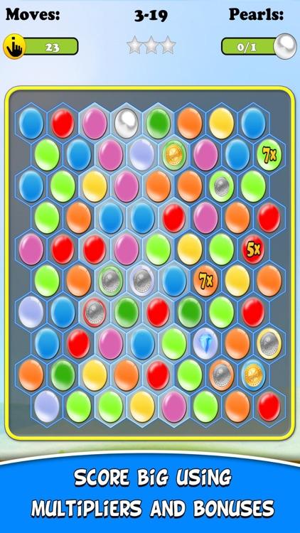 Bubble Crush Quest screenshot-4