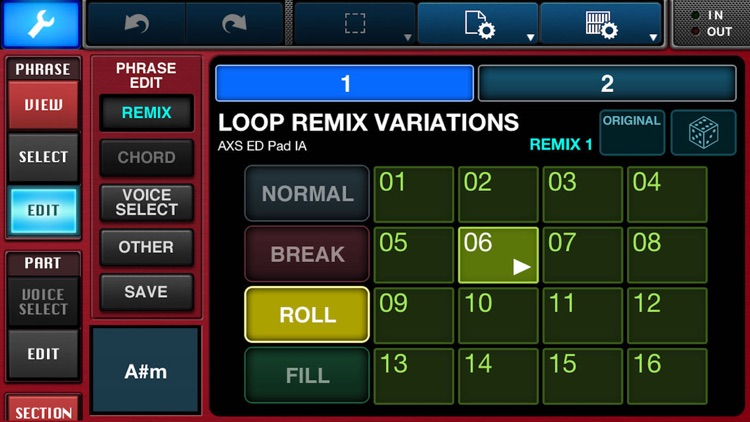 Mobile Music Sequencer - US screenshot-3