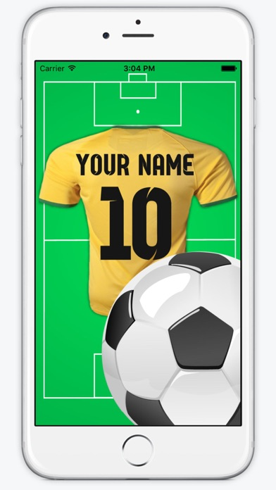 Football Jersey Maker Create Your Personalized Jersey App Price