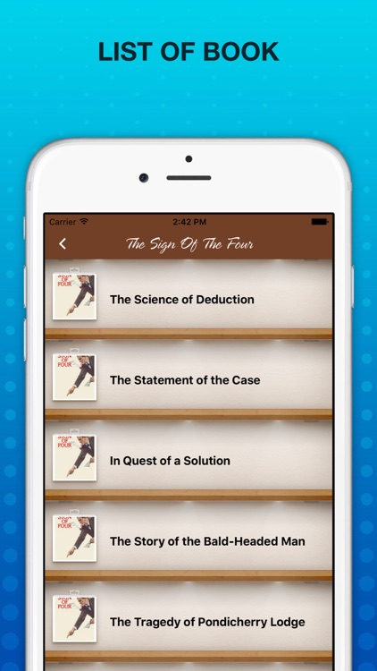 The Sherlock Holmes collection - free, complete and offline screenshot-4