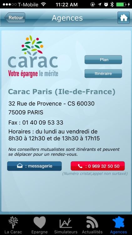 Carac screenshot-3