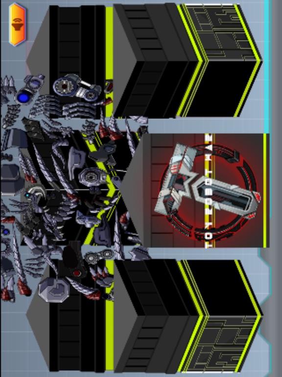 Robot Skeleton Dragon Assembleのおすすめ画像2