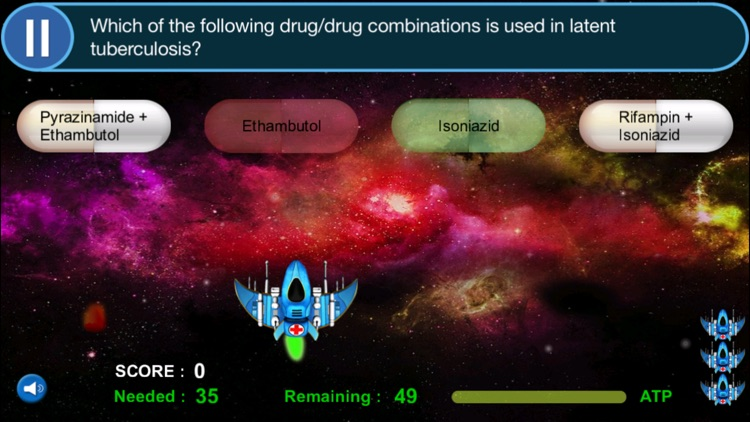 Pharmacology Game: USMLE, COMLEX, NAPLEX FULL (SCRUB WARS)