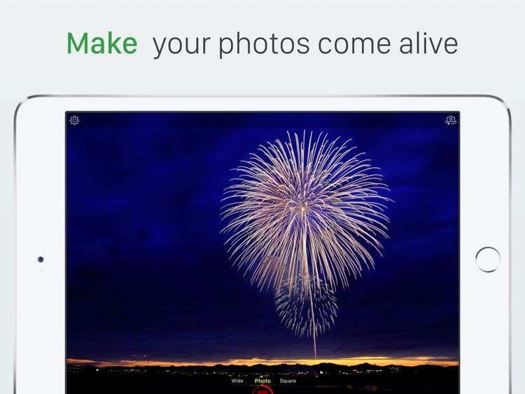 Live Pictures Cam HD - A camera for Moving Photos screenshot-4