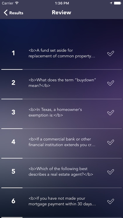 Texas Real Estate Test Prep – for Salesperson/Agent/Broker screenshot-4