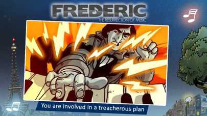 Screenshot #1 pour Frederic: Resurrection of Music