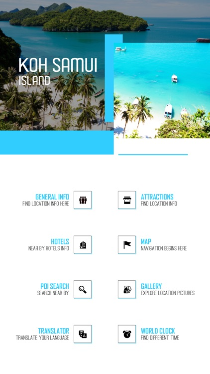 Koh Samui Island Tourism Guide screenshot-1