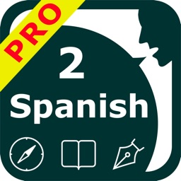 SpeakSpanish 2 Pro (12 Spanish Text-to-Speech)