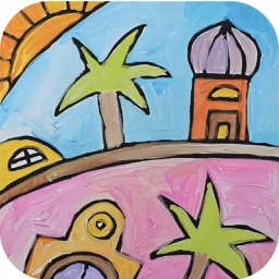 How to Paint with Acrylic Paints for iPad