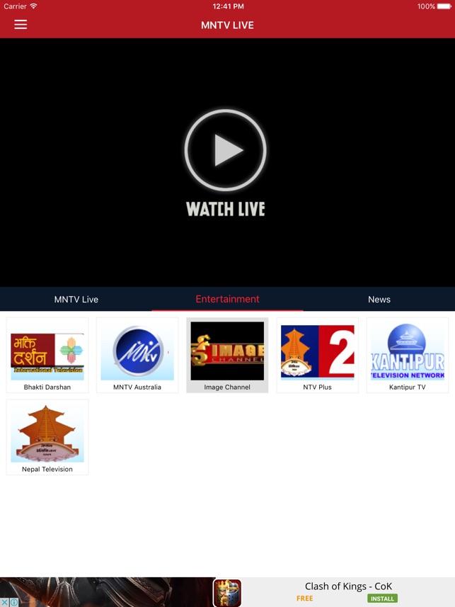 MNTV Australia on the App Store
