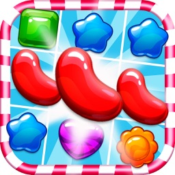 Fruit jelly jam Blitz - Match and Pop 3 Mania Puzzle