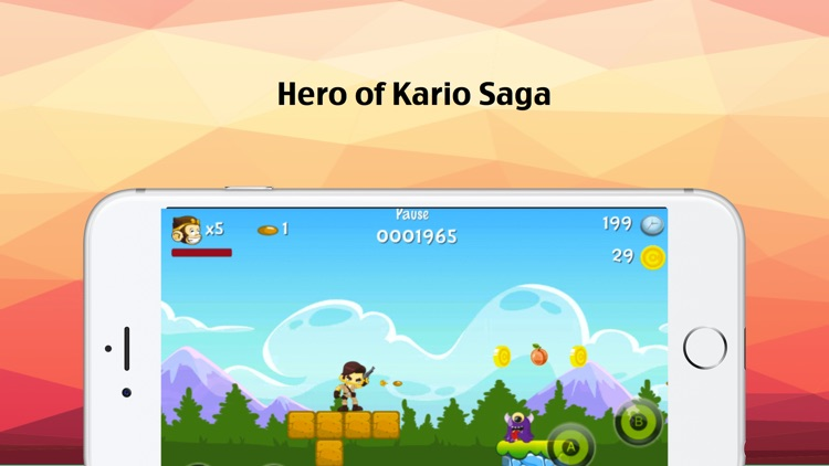 Hero of Kario Saga