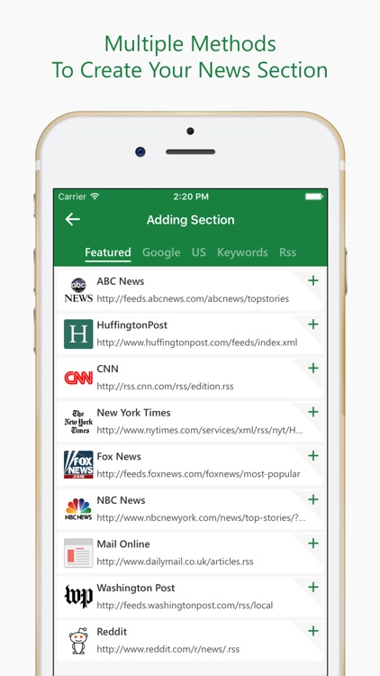 Unread - Rss Smart Reader & Breaking News Republic