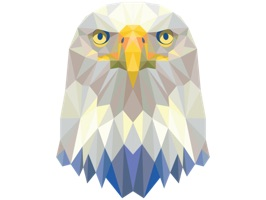 Eagle Stickers For iMessage