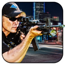 Crime Shooter Hunt City - Shoot terrorists in an epic city battle in chase.