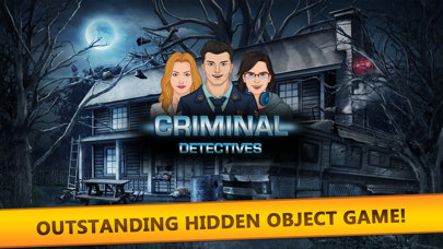 Criminal Detectives - Investigate the Criminal Case