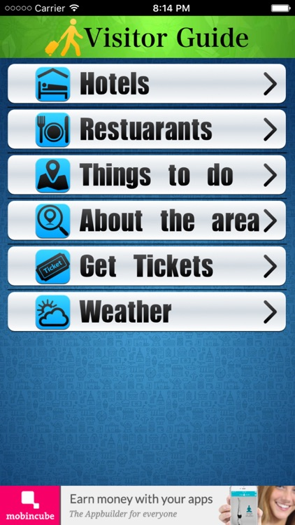 Branson Tourist Guide screenshot-1