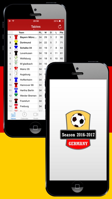 Deutsche Football 2016-2017-0