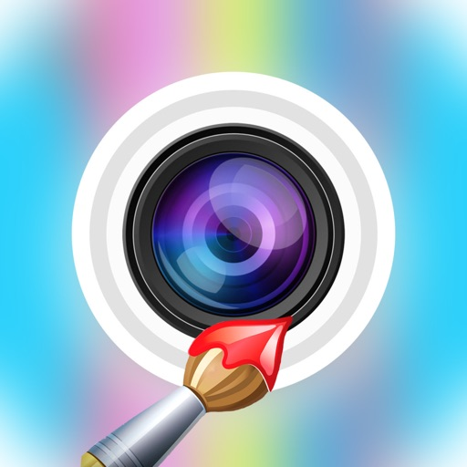 Paint Genie - Art Paint Draw with Free Picture Effects & Cool Image Filters for Instagram Prisma Snapchat Pics and Selfies