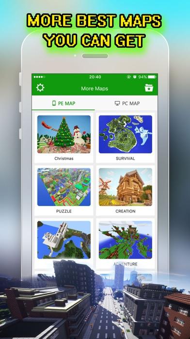 Best City Maps for Minecraft PE : Pocket Edition - by Zhongzhen Lu ...