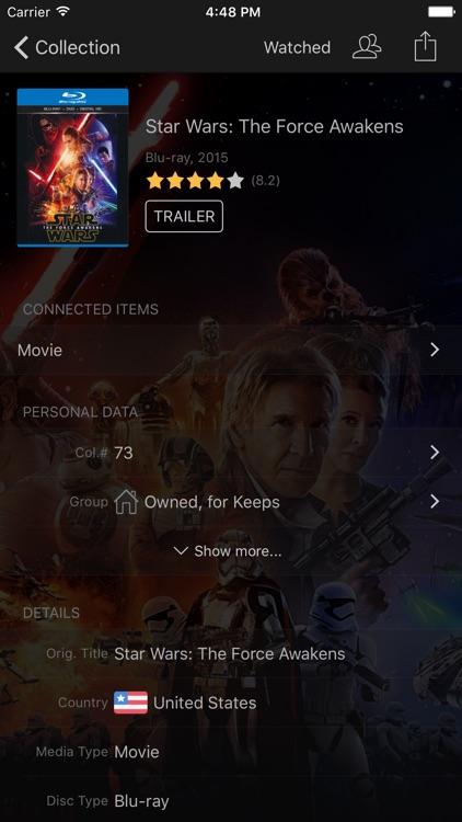 My Movies Pro - Movie & TV screenshot-3