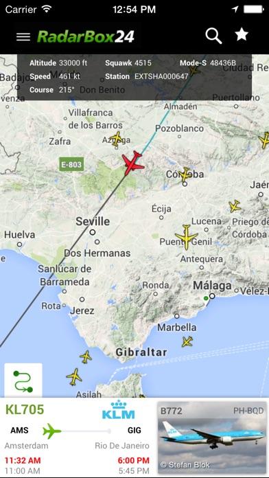RadarBox24 | Pro Flig... screenshot1