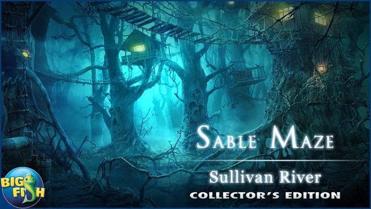 Sable Maze: Sullivan River - A Mystery Hidden Object Adventure (Full) screenshot-4