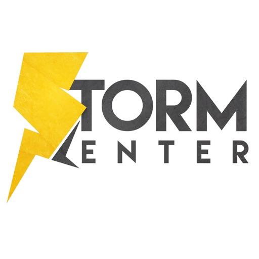 شبكة مركز العاصفة