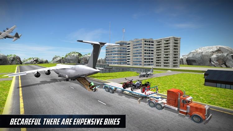 Airplane Bike Transporter Plan screenshot-3