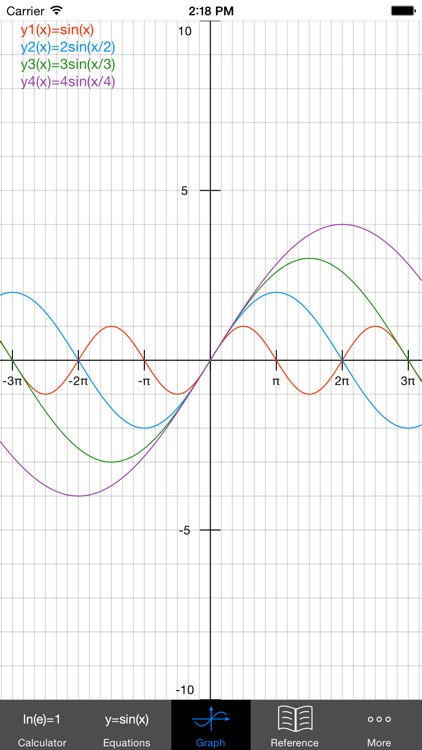 Scientific Graphing Calculator screenshot-3