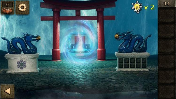 密室逃脫:逃出陰森神廟 screenshot-4