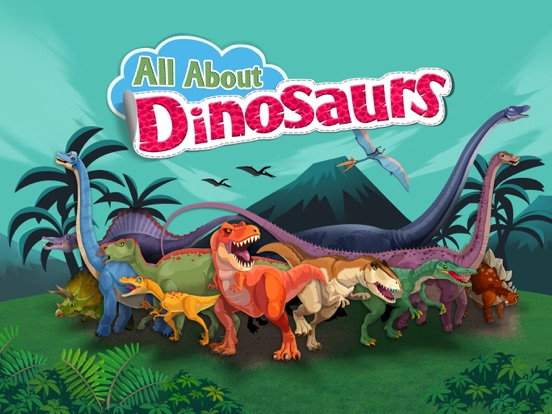 All About Dinosaurs Screenshot