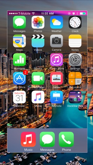 Dockstar Design Home Screen Themes Wallpapers On The App Store