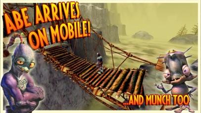 Screenshot from Oddworld: Munch's Oddysee