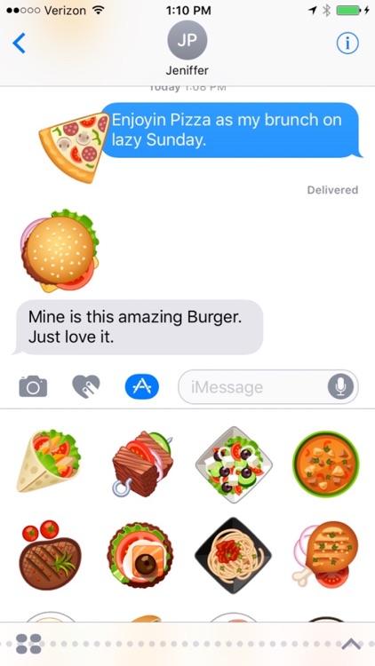 Food Emojis