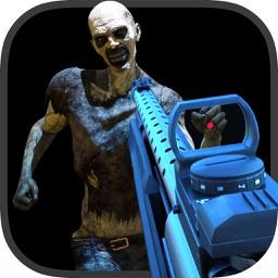 Zombie Graveyard Shooting- Dark Halloween Survival