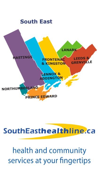 SouthEasthealthline.ca