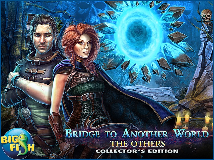 Bridge to Another World: The Others HD - A Hidden Object Adventure screenshot-4