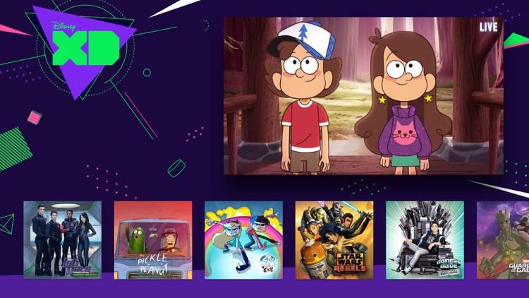 Disney XD – Watch Full Episodes, Movies & Live TV