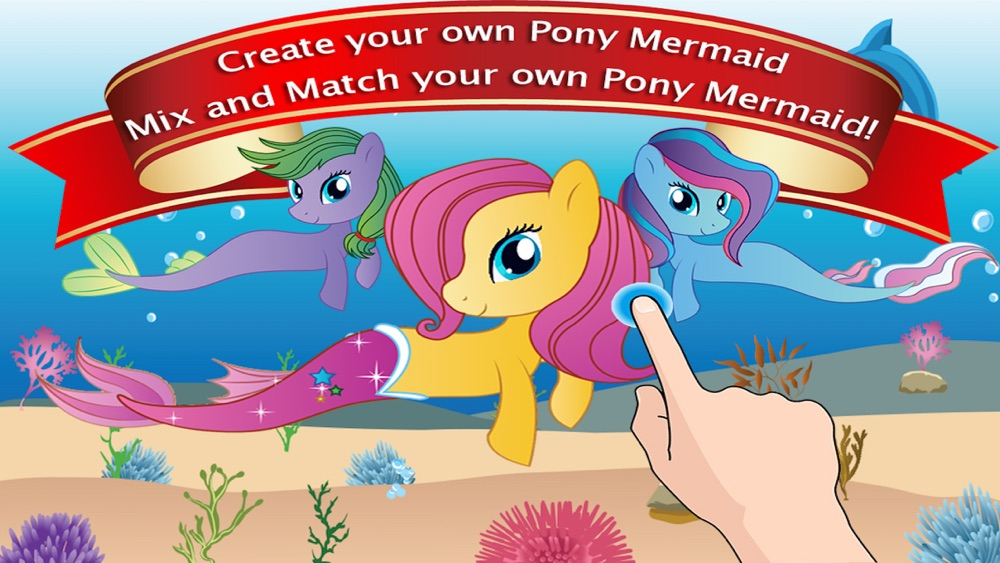 Dress Up Games for Girls – Fun Mermaid Pony Games Cheat Codes