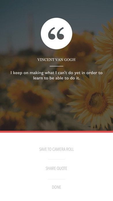 Quotes to Go — Notebook for your Quotes screenshot three