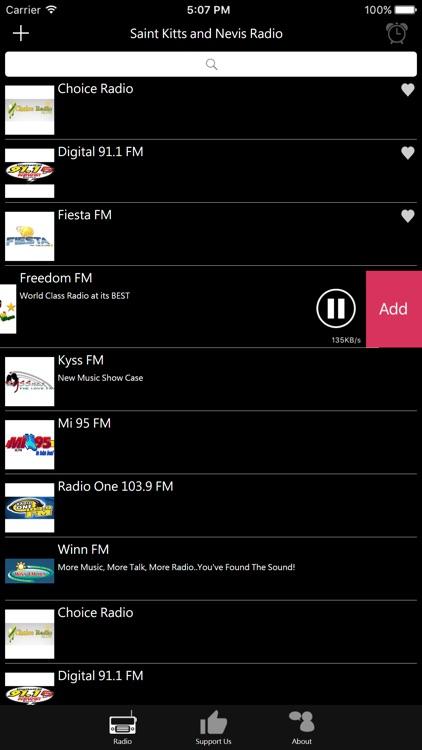 Saint Kitts and Nevis Radio screenshot-3