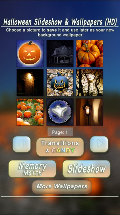 Halloween - Slideshow & Wallpapers screenshot-3