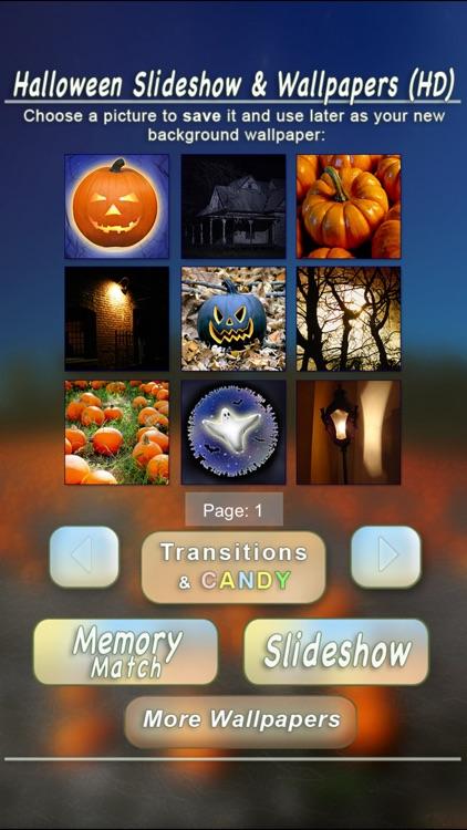 Halloween - Slideshow & Wallpapers screenshot-3