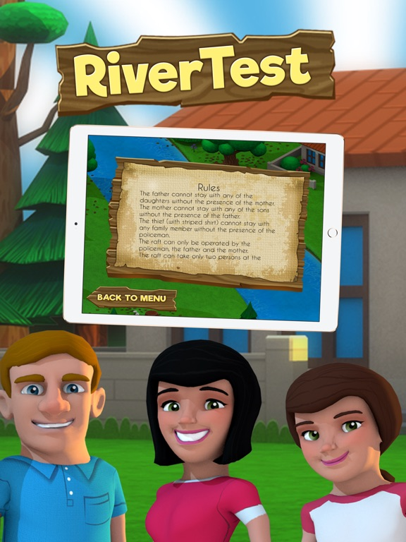 Screenshot #3 for The River Test™
