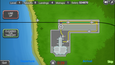 Airport Madness Mobile screenshot one