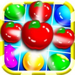 Fruit Farm Splash Mania - Match and Pop 3 Blitz Puzzle