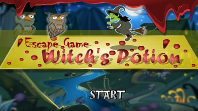 Escape Game: Witch's Potion screenshot one