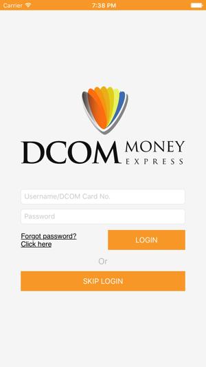 DCOM Money Express on the App Store